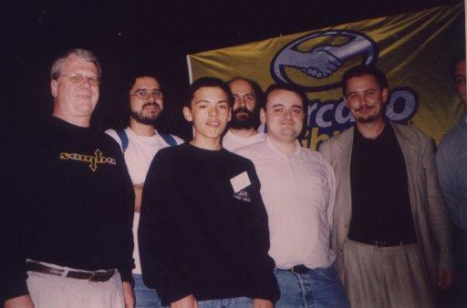 marathon linux 2001 buenos aires argentina