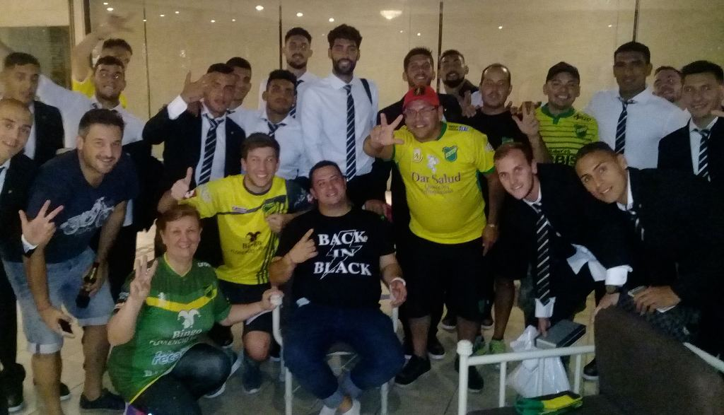 Defensa y Justicia – America de Cali – Copa Sudamericana 2018