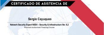 CAPACITACIÓN – FortiGate Security 6.2 Curso Oficial